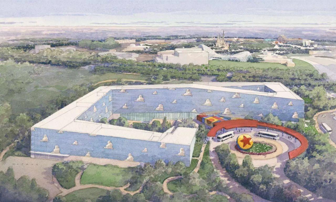 上海迪士尼乐园公布开园时间 今年6月正式开业 10
