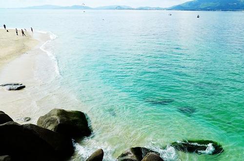 三亚分界洲岛