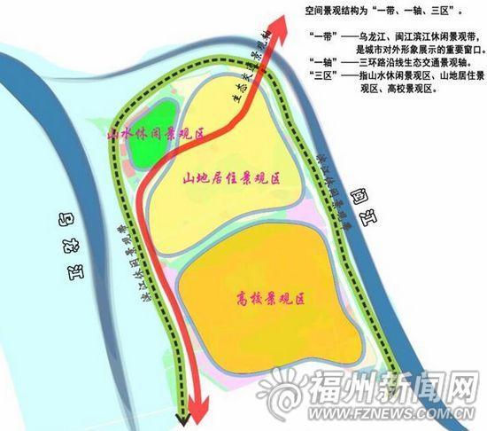 淮安轻轨一号线路线图