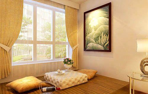 小房间榻榻米设计效果图(3)