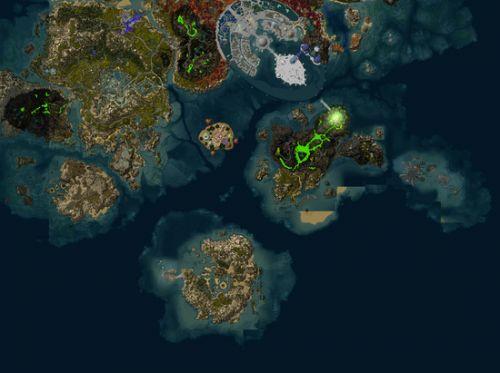 0破碎海滩小岛被移除 魔兽世界7.0新增图标