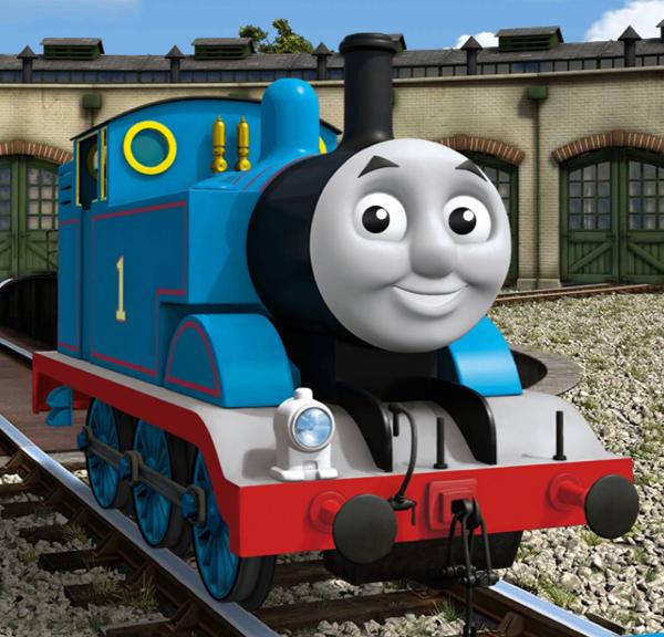 威尔伯特·奥德瑞手绘的托马斯(上),托马斯小火车原型lb&scr