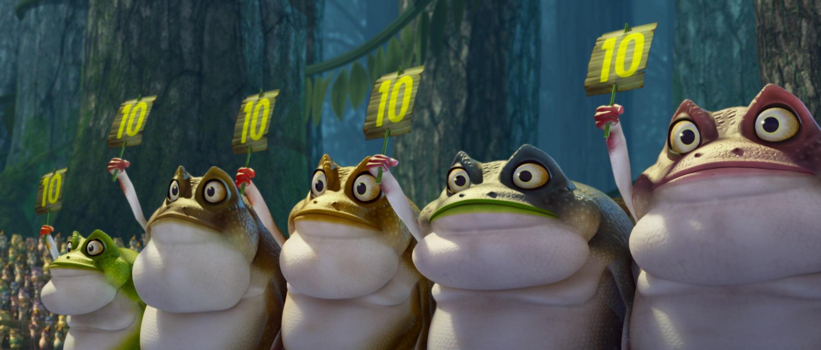 青蛙王国 中国动画电影抢镜 专家冀中国元素更有看头