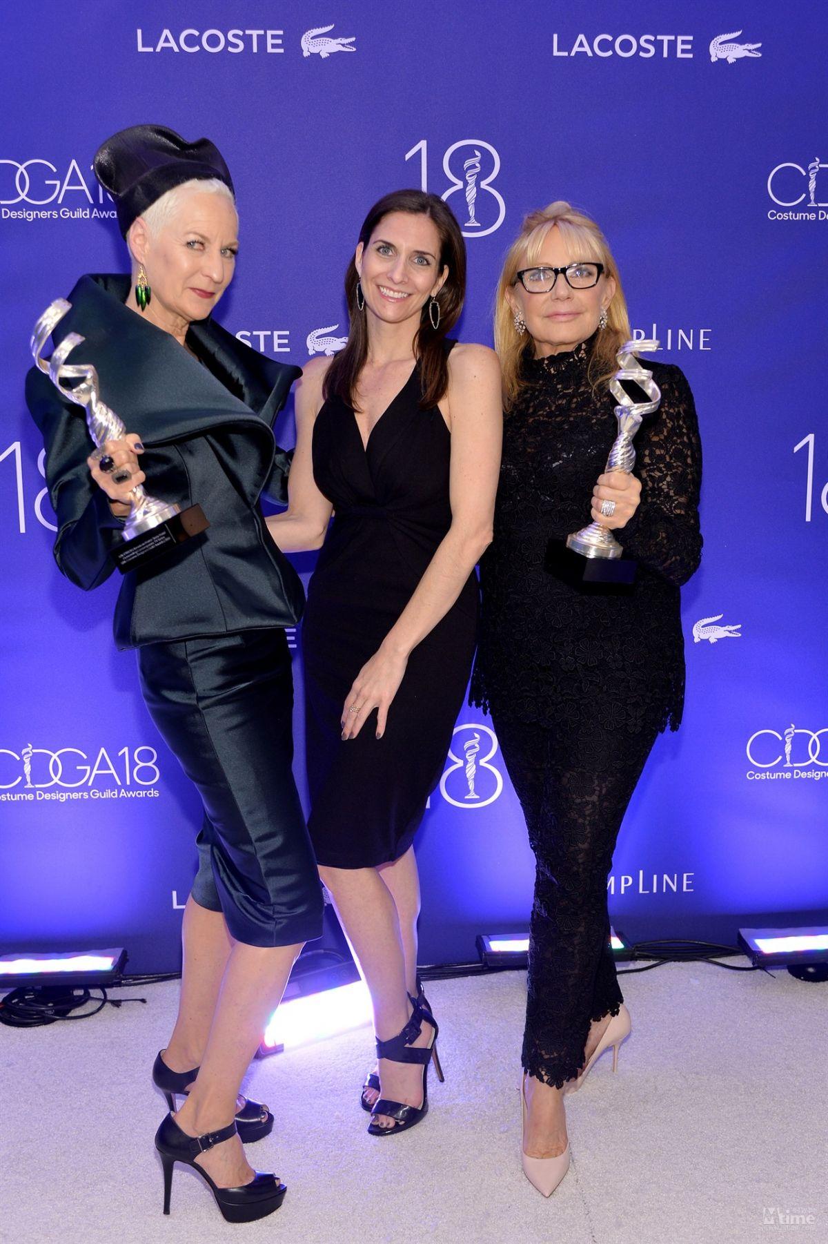服装设计师工会奖颁出 《疯狂的麦克斯》获大奖(11)