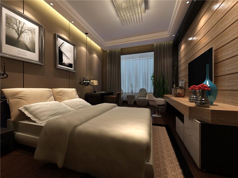 00平米-卧室装修效果图