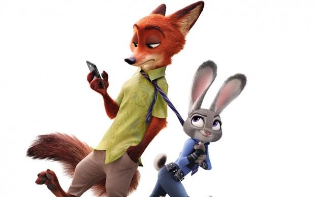 至于为什么把朱迪设定为一只兔子,因为在这样一个故事中,如果主角是