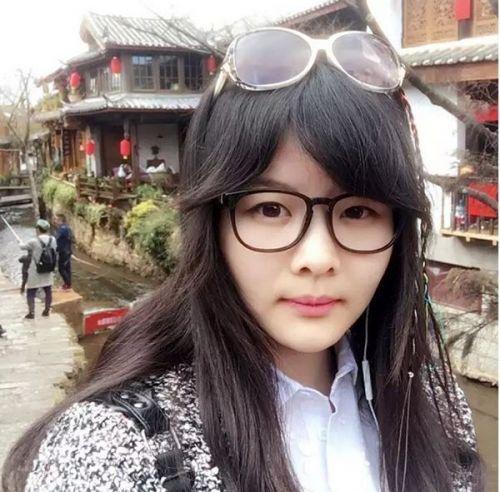 复旦大学双胞胎姐妹花走红(14)