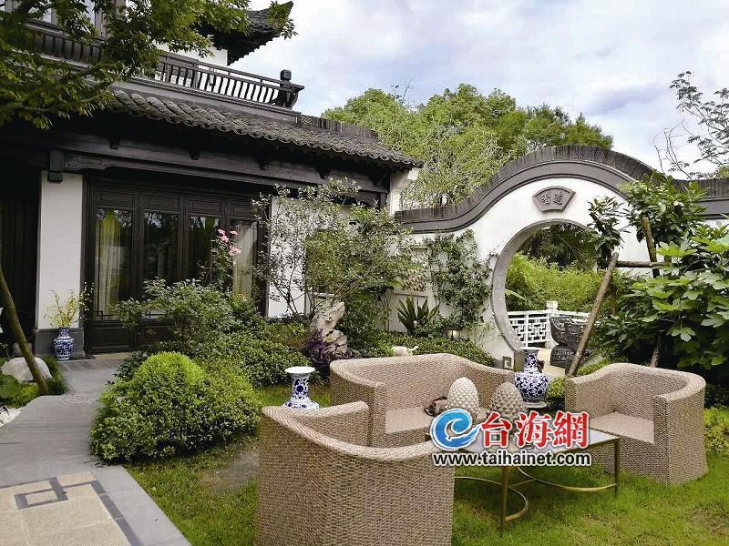 杭州绿城桃李春风实景图