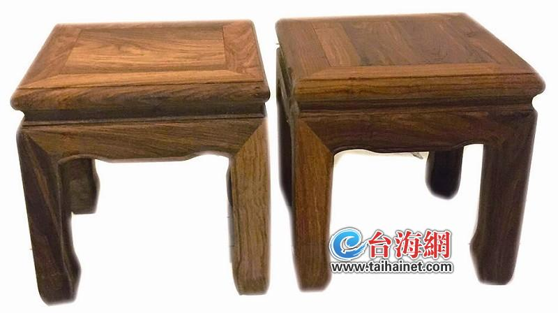 有各种材质的深色名贵硬木和国标红木小餐椅