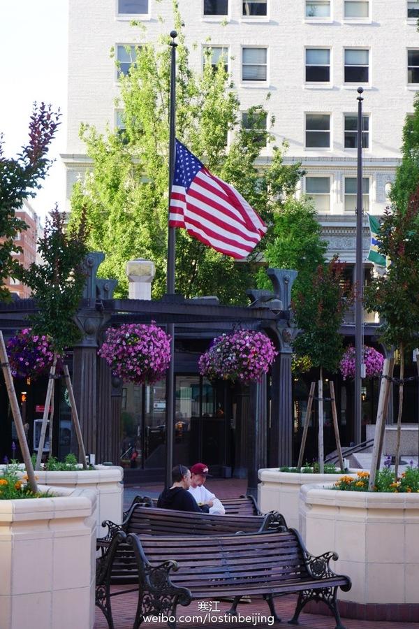 波特兰gdp_无税 收入高,波特兰是美国最宜居的城市