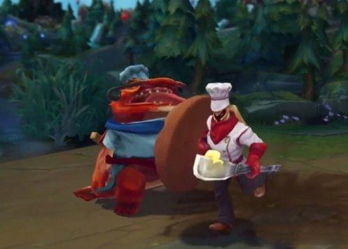 lol潘森面包师什么时候出?潘森新皮肤多少钱?