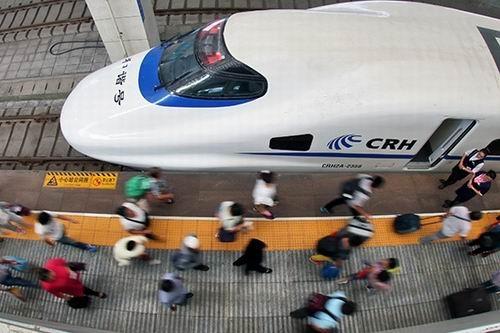 郑州至济南铁路获批 2020年建成实现2小时直达 米字形高铁规划将实现