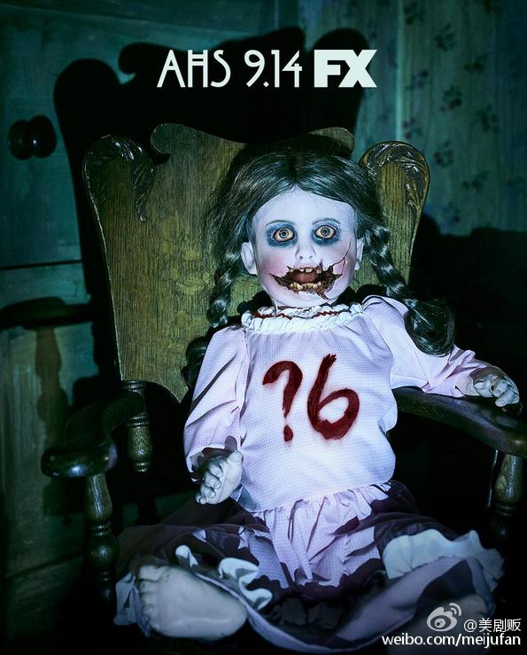 美国恐怖故事第六季新预告在线一览 招魂恐怖娃娃迷惑观众