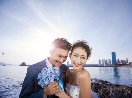 排行榜 青岛婚纱摄影工作室哪家好 婚纱照排名前十名基地图片