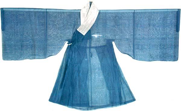 古代裙子画法步骤图解