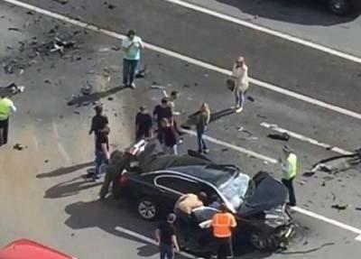 俄总统普京专车发生事故被撞:普京司机当场死亡 目前正在调查事故原因