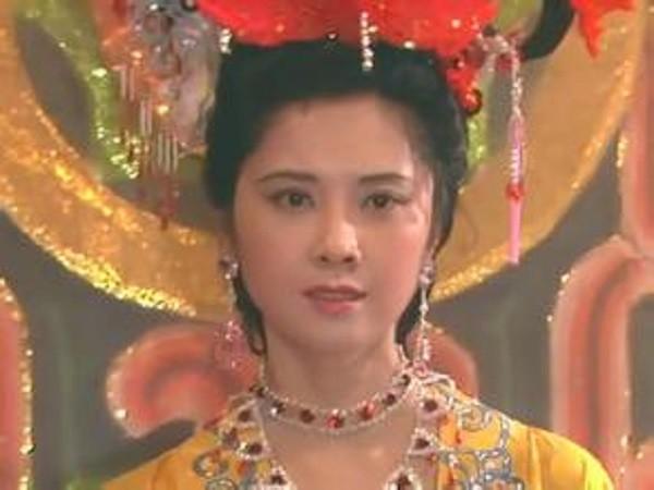 女儿国国王朱琳如今依然美艳