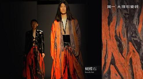 大设计,大世界,这是简一品牌,是服装设计师,也是空间设计者的舞台.
