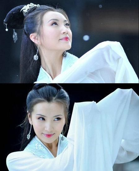荧屏最美貂蝉前五名 陈红陈好都输给她 2图片