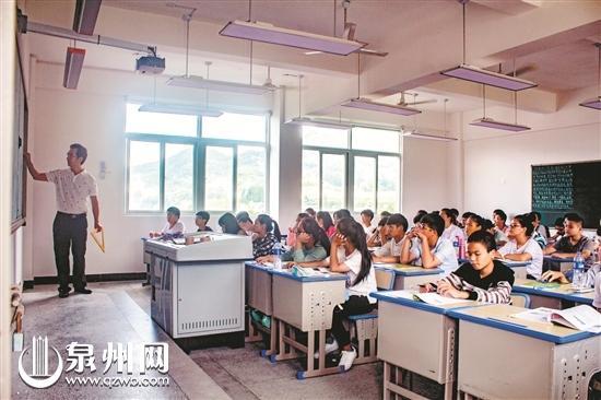 德化二中高中部时隔5年恢复招生首批招生108罗湖区高中美术图片