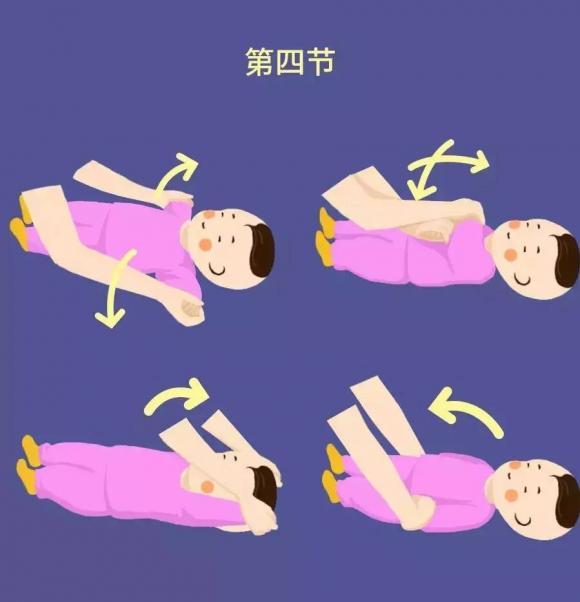 婴儿操这么做可促进宝宝健康发育(3)