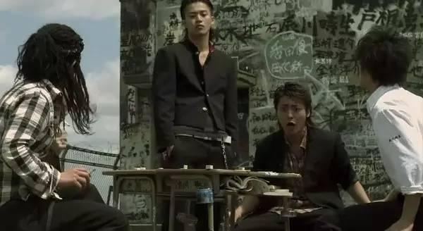 《热血高校》芹泽和源治 帅人一脸血(2)
