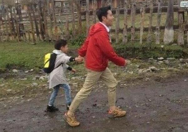 蔡国庆承认已婚 儿子首度曝光将参加 爸爸去哪儿