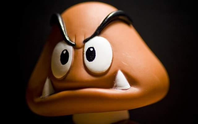 网友科学解密为什么《超级马里奥》踩到蘑菇会死掉:蘑菇身上有剧毒(2)