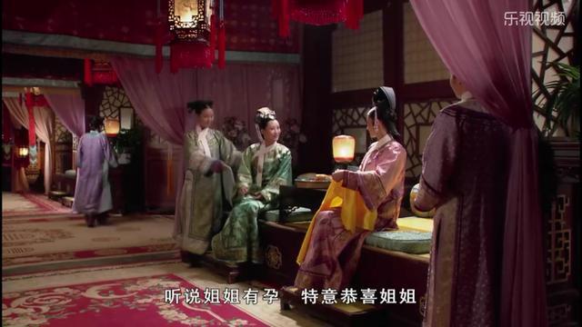《甄嬛传》现眉庄和温实初的私情被安陵容发现后一招致命