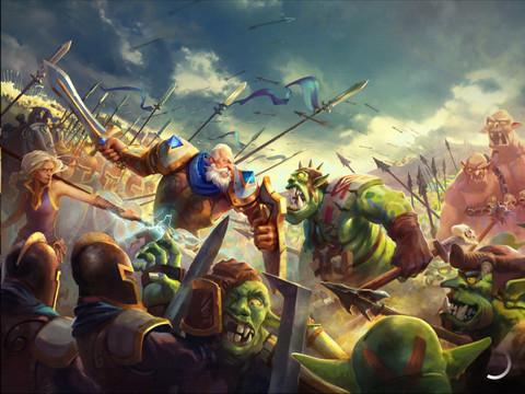 战争策略手游《领主之战》上线 苹果商店即可下载
