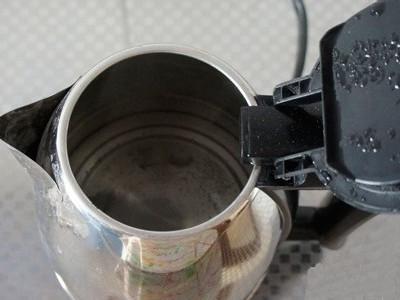 电水壶除水垢的常用方法