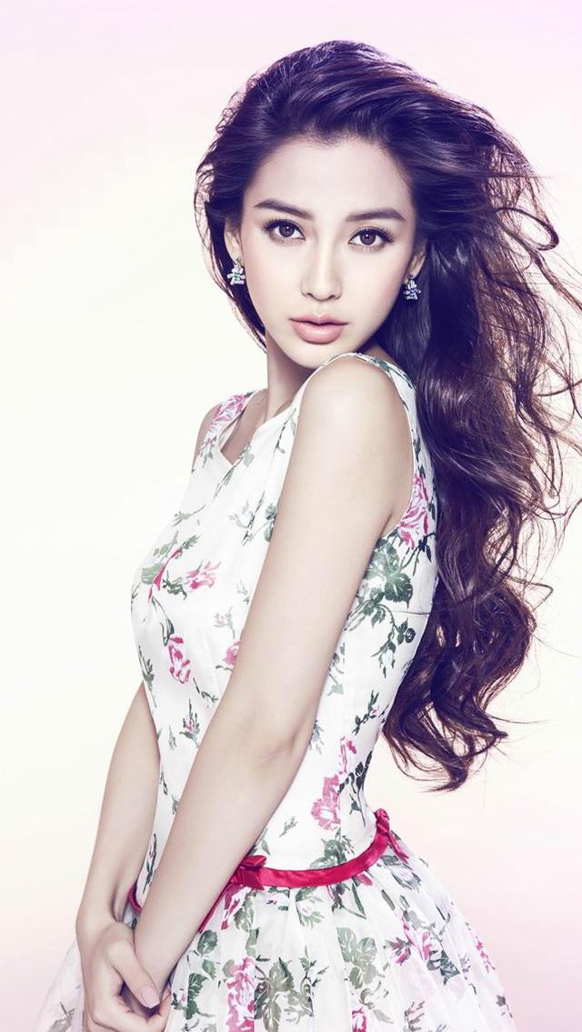 杨颖照片萌萌哒 公主 可爱