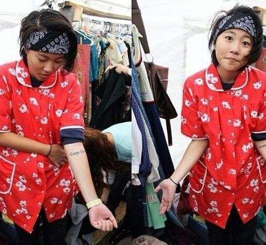 窦靖童下巴纹身的真相是什么?(2)