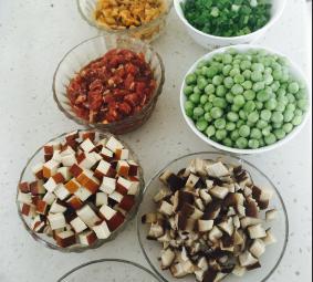 三鲜豆皮的做法 三鲜豆皮怎么做好吃