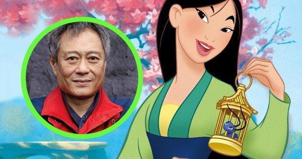 李安拒导真人版 花木兰 迪士尼海选亚洲导演 2