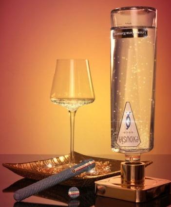 你知道世界上最贵矿泉水多少钱? 68万一瓶!