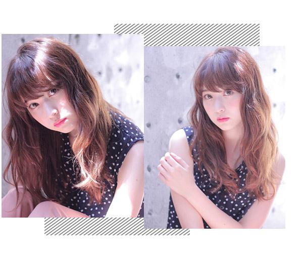 长发烫发发型 打造最完美的你(3)