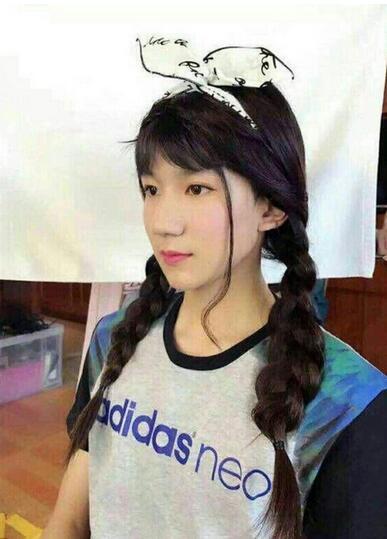 TFBOYS王源女装扮相曝光 简直秒杀一大票美女