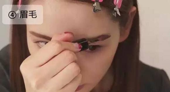 正确的化妆步骤及化妆误区教程 实用!