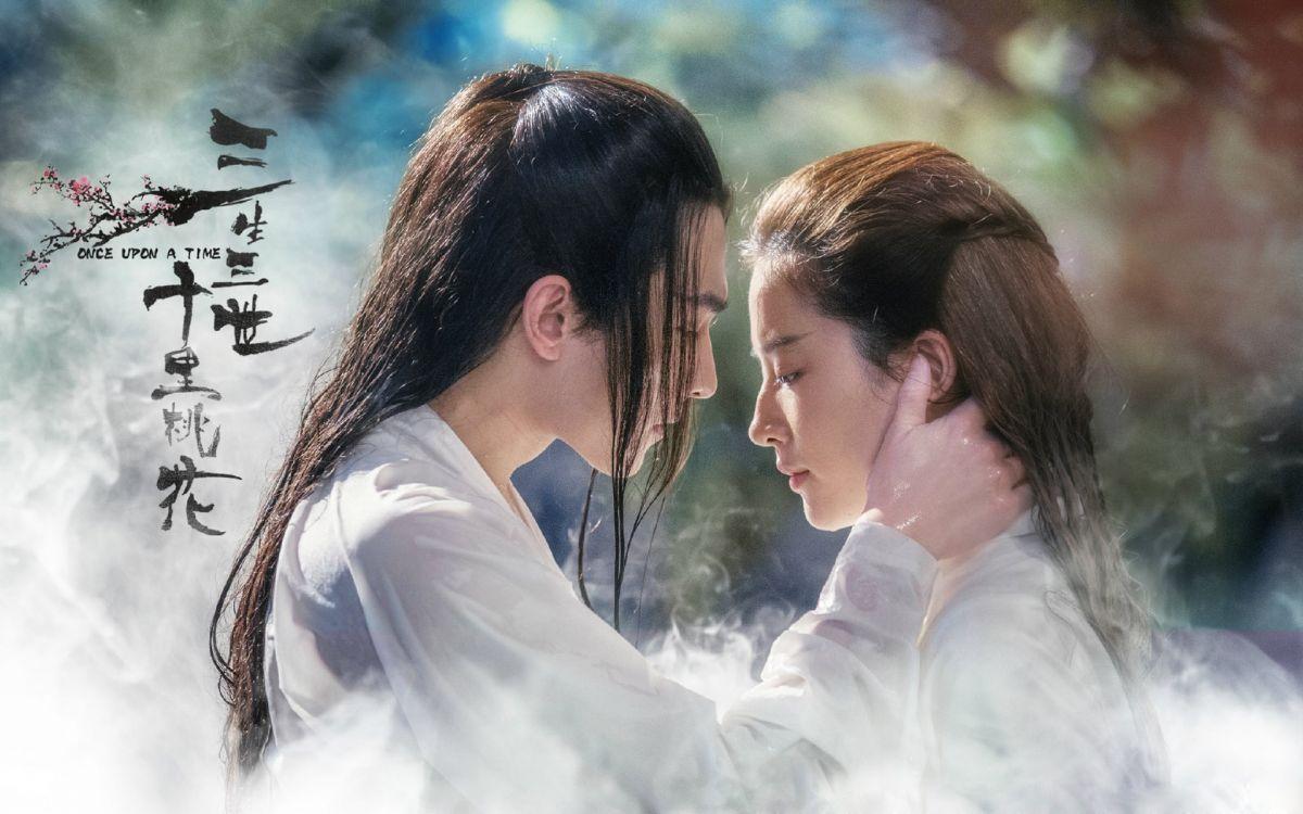 电视剧版 三生三世十里桃花 PK电影版 杨洋刘亦菲杀 青 合影美哭了