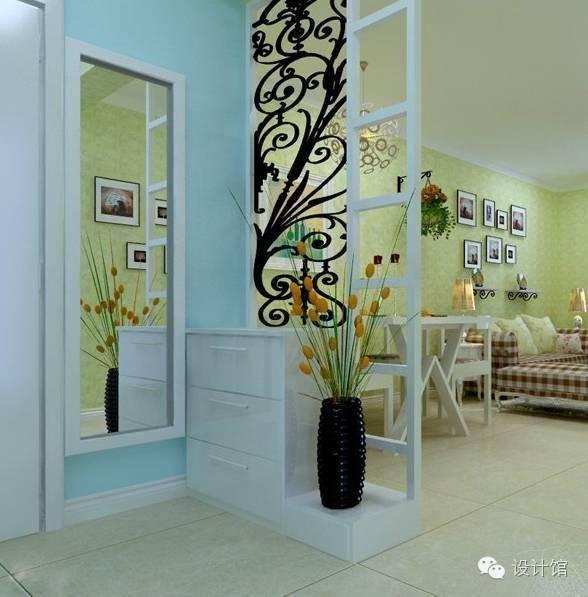 打开门就是客厅 鞋柜该如何放?(3)