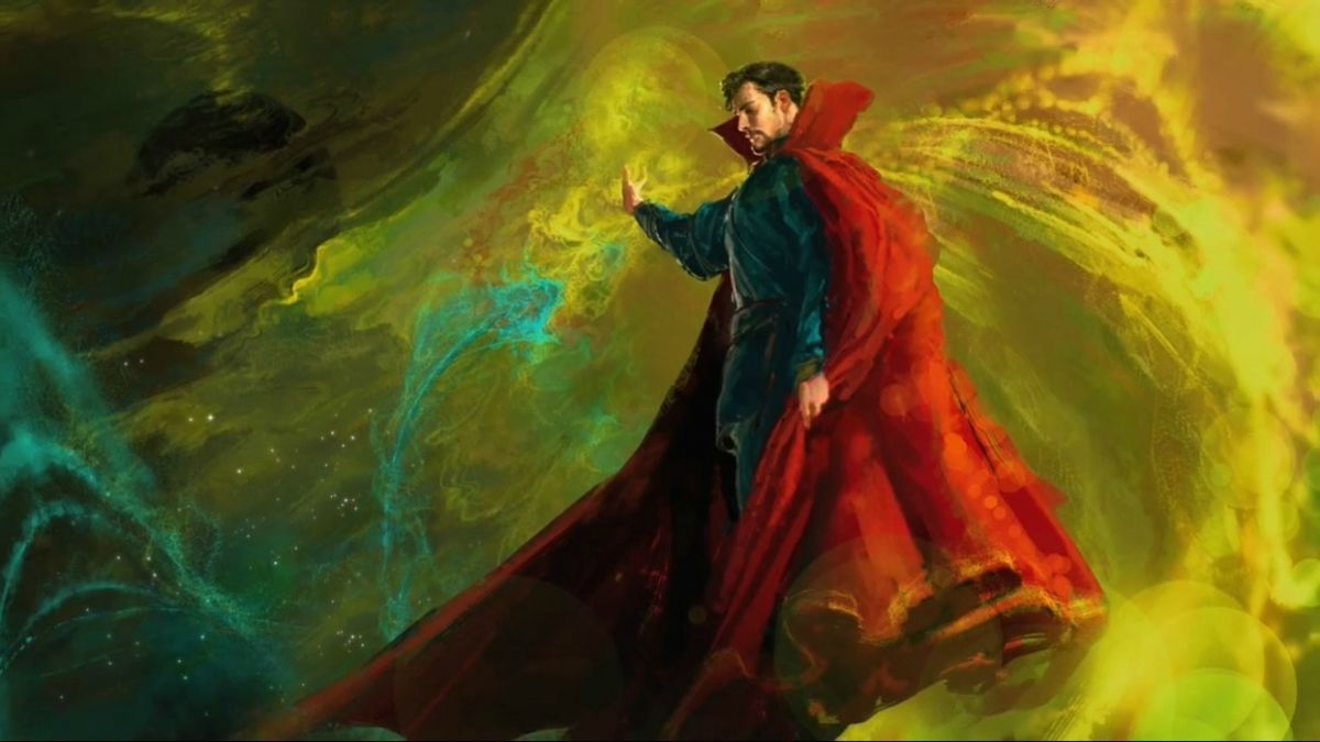 奇异博士反派多玛姆-漫威英雄实力排名官方/多玛姆和
