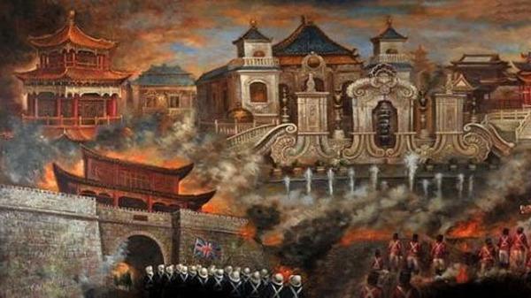 火烧圆明园 中国人自己点的第一把星星之火(4)