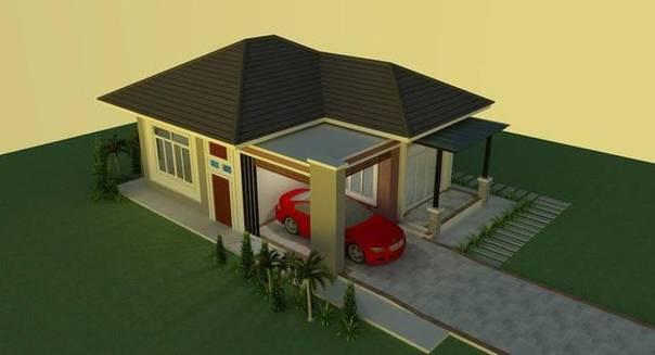 农村自建平房四合院设计图  醉 美不过农村自建三合院 含设计图 宽640