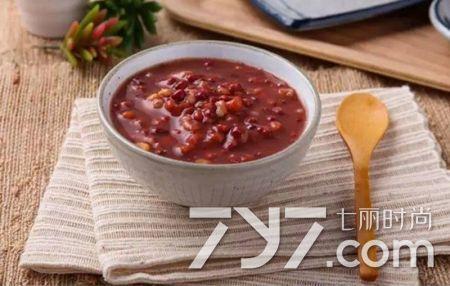 红豆薏米陈皮粥