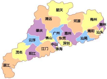 谈中国第一经济大省广东 最有钱的三个城市