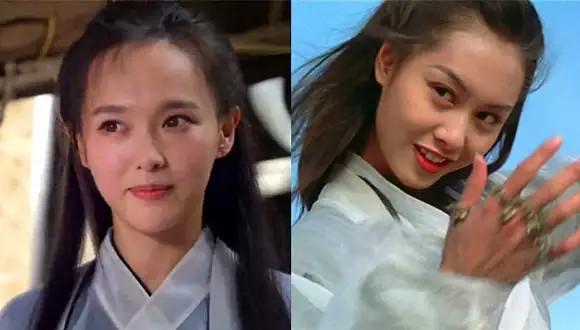 朱茵唐嫣的紫霞仙子和星爷韩庚的至尊宝 你最喜欢谁?