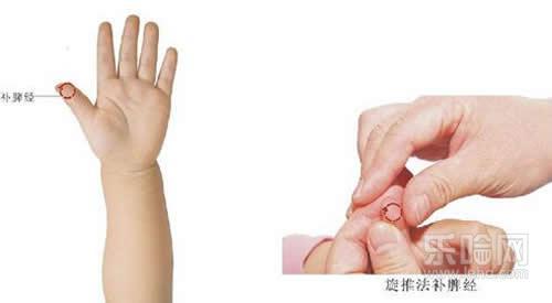 宝宝按摩步骤图解