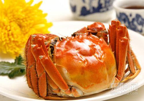 吃螃蟹的好处,吃螃蟹有什么好处图片
