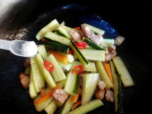 爆炒猪肉片的美味做法  爆炒猪肉片怎么做好吃